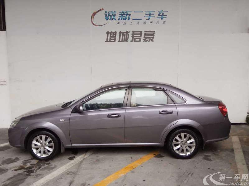 别克凯越 2011款 1.6L 手动 LE (国Ⅳ)