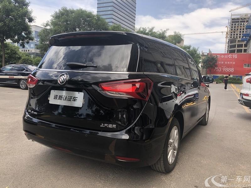 别克GL6 2018款 1.3T 自动 前驱 精英型 (国Ⅴ)