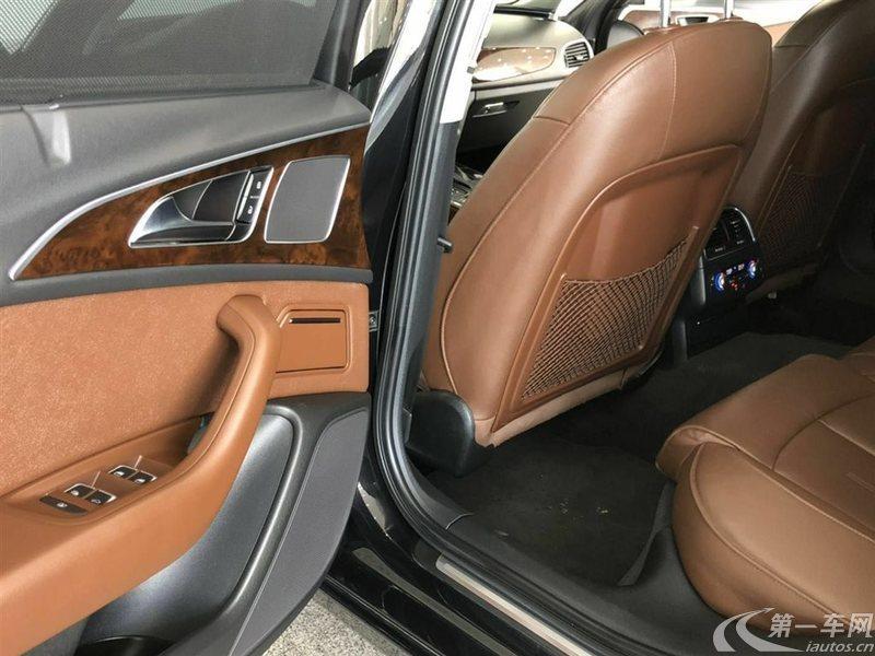 奥迪A6L 30FSI 2014款 2.5L 自动 舒适型 (国Ⅴ)