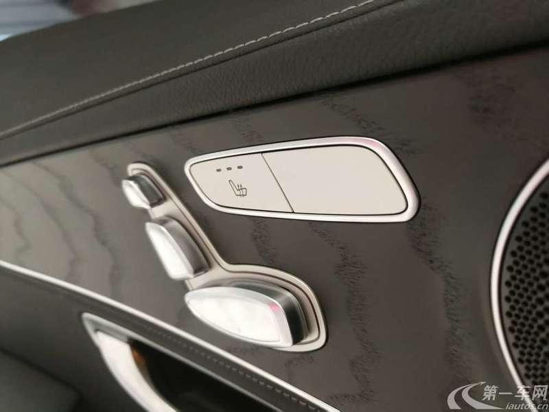 奔驰C200L 2017款 2.0T 自动 改款运动版 (国Ⅴ)