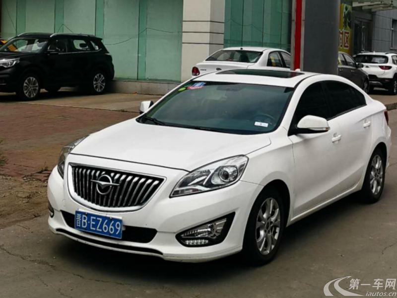 海马福美来M5 2014款 1.6L 手动 舒适型 (国Ⅳ)
