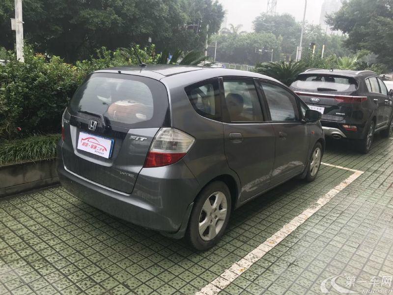 本田飞度 2008款 1.5L 手动 两厢轿车 豪华型 (国Ⅳ)