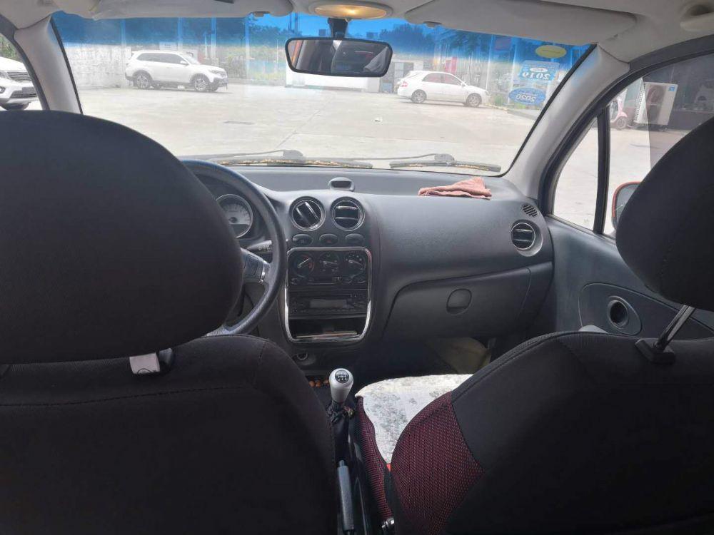 雪佛兰乐驰 2010款 1.2L 手动 活力型 (国Ⅳ)