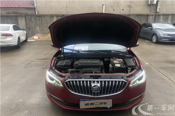 别克英朗GT 2016款 1.5L 自动 15N精英型 (国Ⅴ)