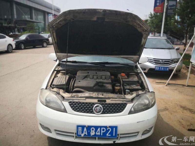 别克凯越HRV 2005款 1.6L 自动 LE天窗豪华型 (国Ⅲ)