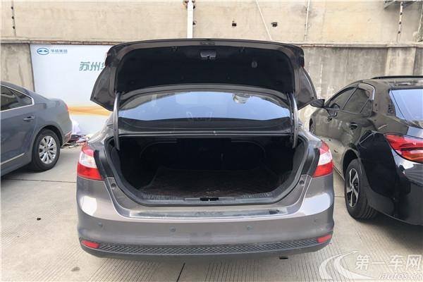 福特福克斯 2012款 1.6L 手动 舒适型 (国Ⅴ)