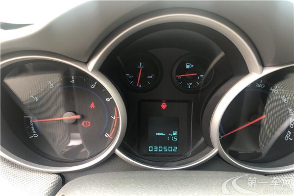雪佛兰科鲁兹 2011款 1.6L 手动 SL (国Ⅳ)