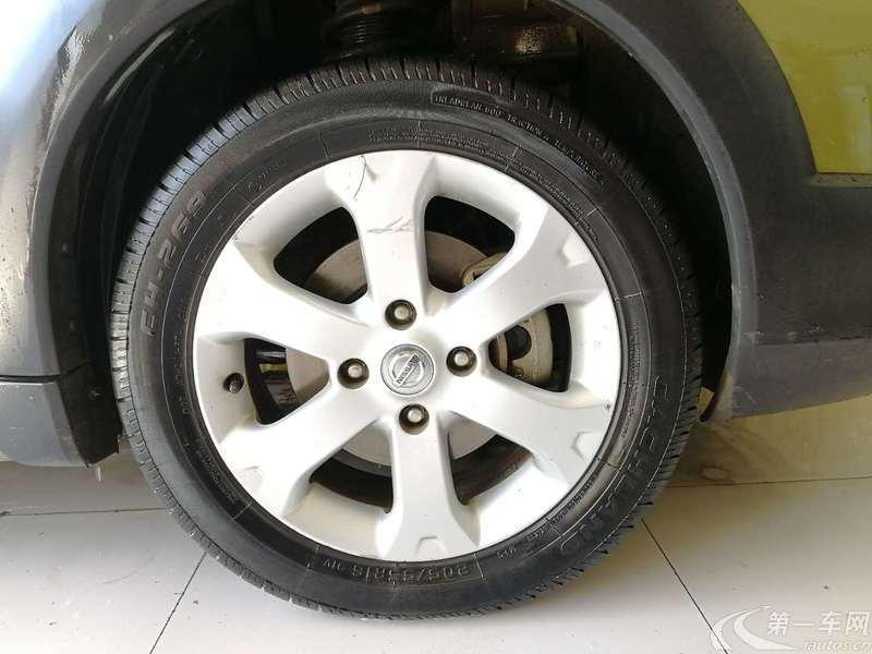日产骊威 2013款 1.6L 自动 XV劲锐版豪华型 (国Ⅳ)