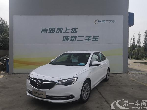 别克英朗GT 2019款 1.3T 自动 18T互联精英型 (国Ⅵ)