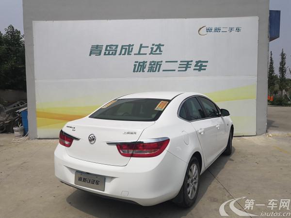 别克英朗GT 2013款 1.6T 自动 时尚运动型 (国Ⅳ)
