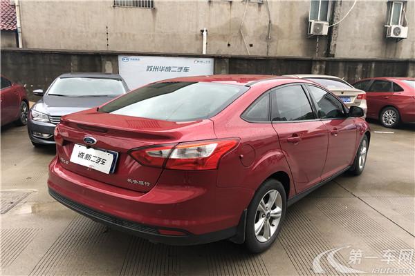 福特??怂?2012款 1.6L 自动 舒适型 (国Ⅴ)