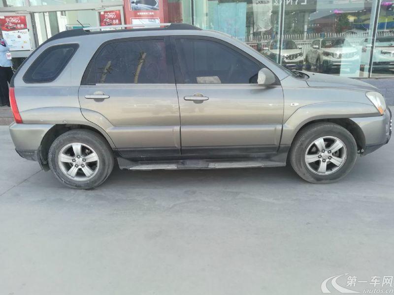 起亚狮跑 2011款 2.0L 自动 前驱 GL (国Ⅳ)