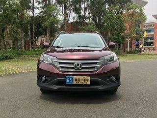 本田VTi 2.4L 自动 豪华型