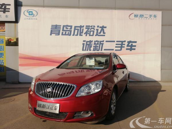 別克英朗GT 2013款 1.6L 自動 舒適型 (國Ⅳ)