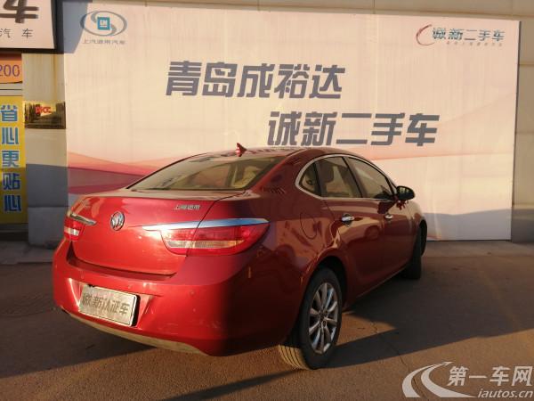 别克英朗GT 2013款 1.6L 自动 舒适型 (国Ⅳ)
