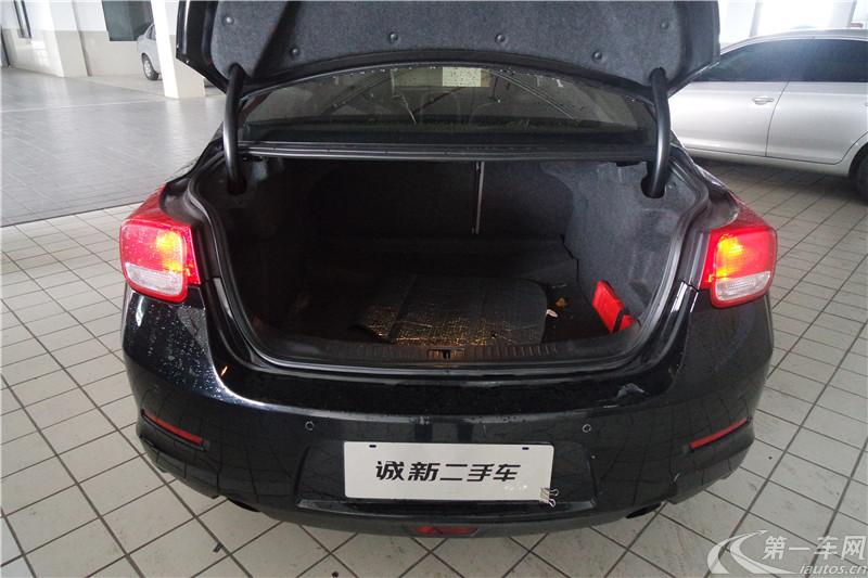 雪佛兰迈锐宝 2012款 2.4L 自动 豪华版 (国Ⅳ)