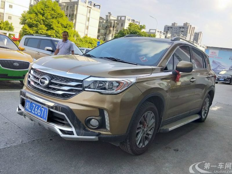 传祺GS4 2017款 1.5T 手动 235T舒适版 (国Ⅴ)