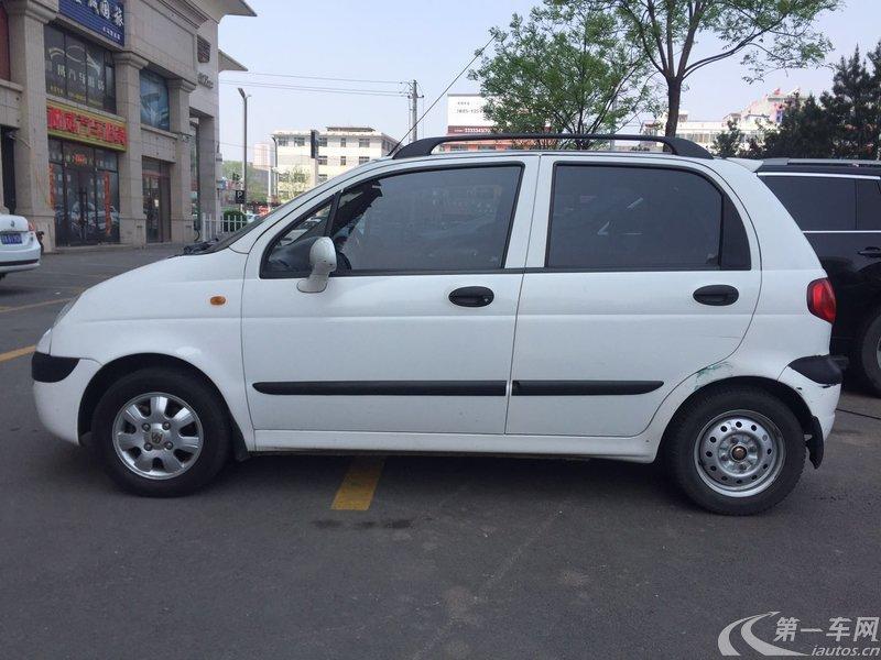宝骏乐驰 2012款 1.0L 手动 活力型 (国Ⅳ)