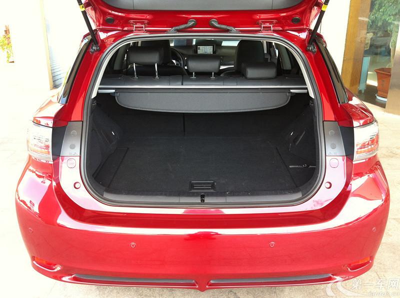雷克萨斯CT 200h [进口] 2013款 1.8L 自动 舒适版
