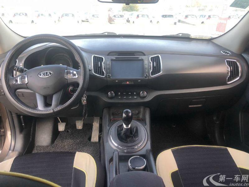 起亚智跑 2012款 2.0L 手动 前驱 GL (国Ⅳ)