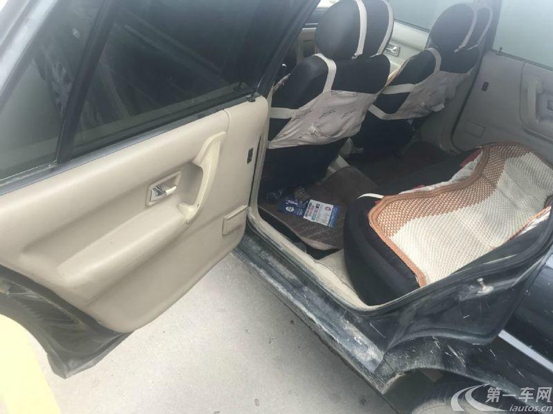大众桑塔纳3000 2005款 1.8L 手动 舒适型 (国Ⅲ)