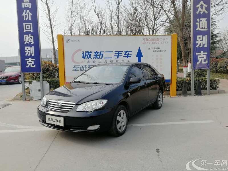 比亚迪F3 2012款 1.5L 手动 GL-i舒适型 (国Ⅳ)