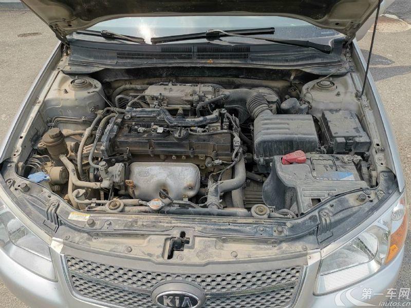起亚赛拉图欧风 2008款 1.6L 手动 GL (国Ⅲ带OBD)