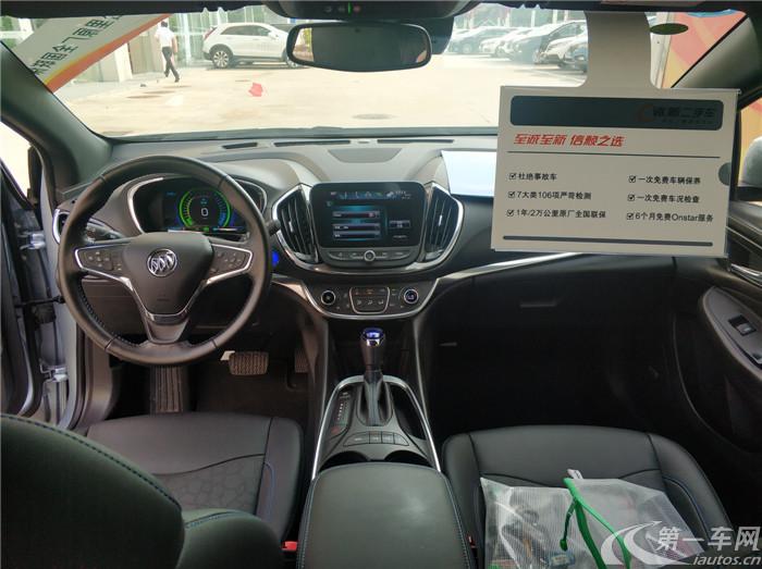 别克VELITE 5 2017款 1.5L 自动 时尚增程型 (国Ⅴ)