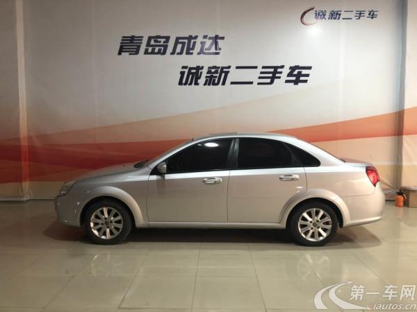 別克凱越 2013款 1.5L 自動 尊享型 (國Ⅳ)