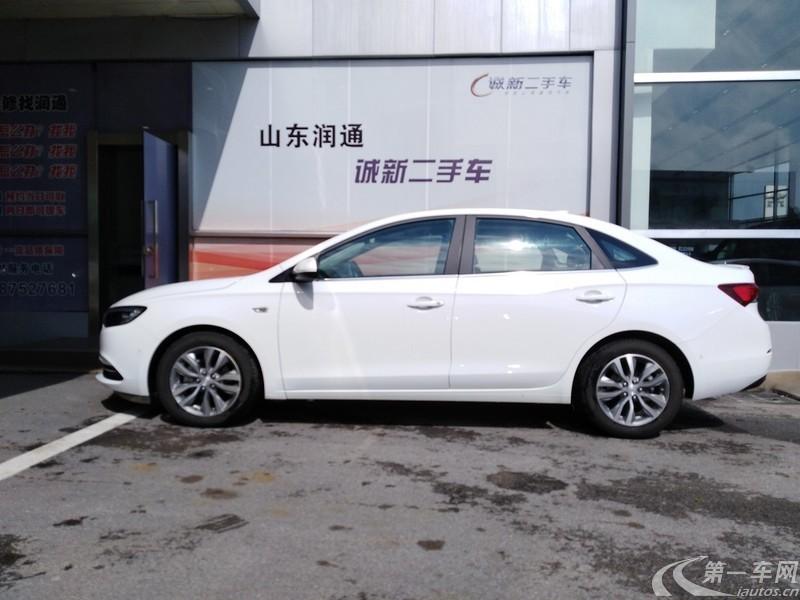 别克英朗GT 2018款 1.3T 自动 18T精英型 (国Ⅴ)