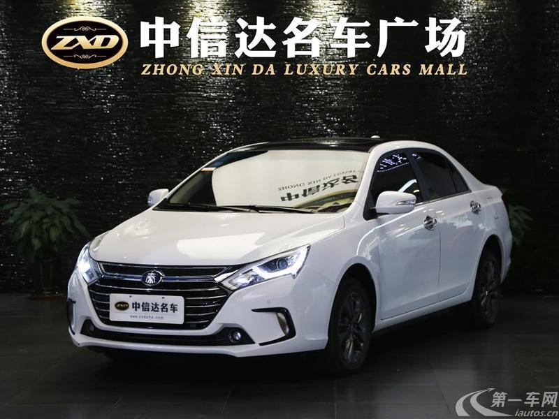 比亚迪秦 2017款 1.5T 自动 尊贵型 (国Ⅴ)