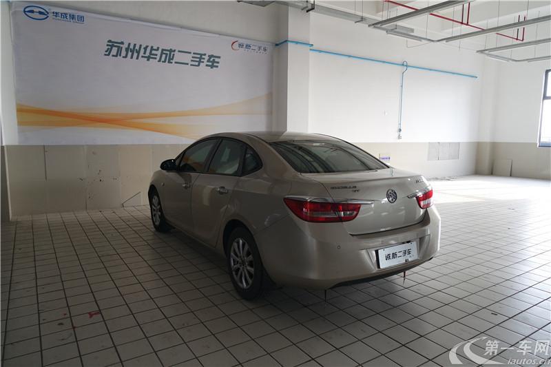 别克英朗GT 2013款 1.6L 手动 舒适型 (国Ⅳ)