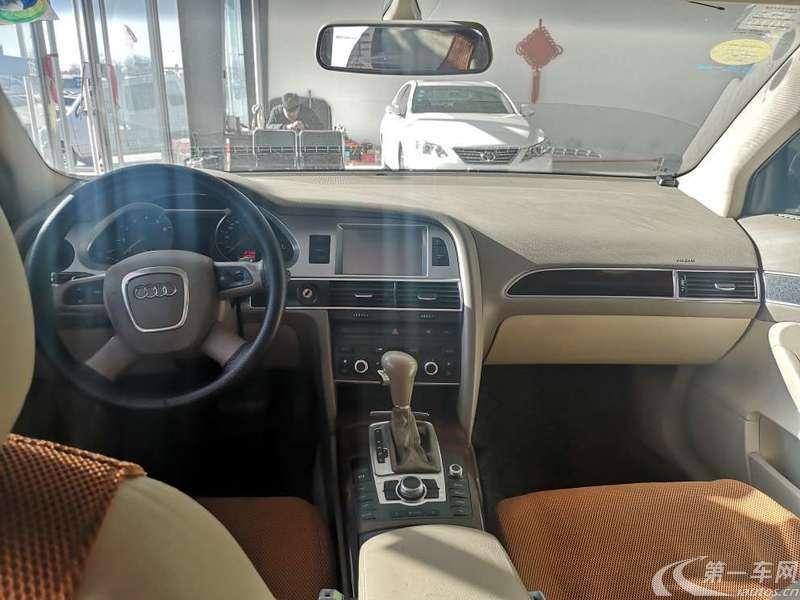 奥迪A6L 2008款 2.4L 自动 技术型 (国Ⅳ)