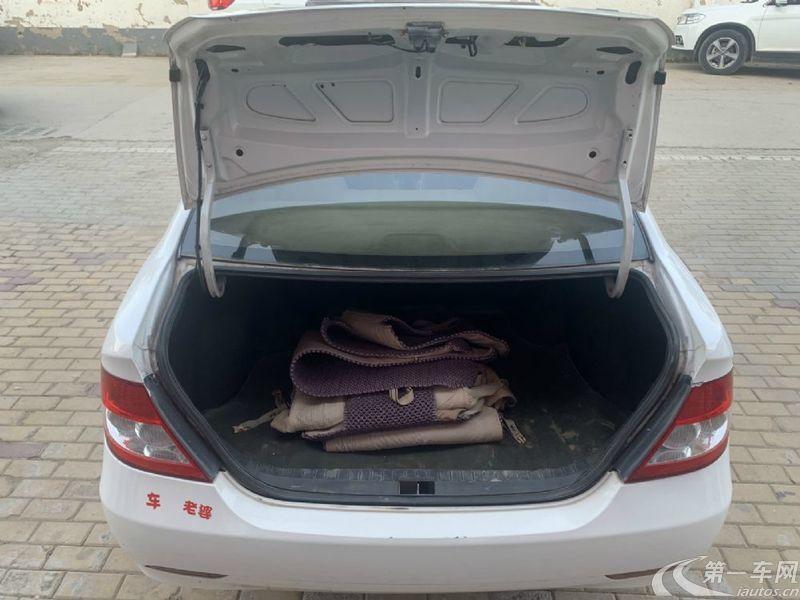 比亚迪F3 白金11版 2011款 1.5L 手动 舒适型 (国Ⅳ)