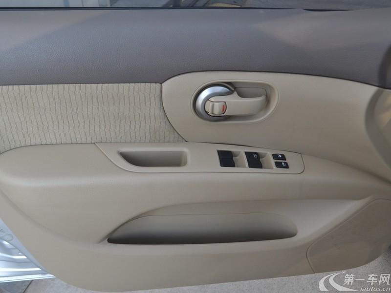 日产骊威 2007款 1.6L 手动 GS超能型 (国Ⅳ)