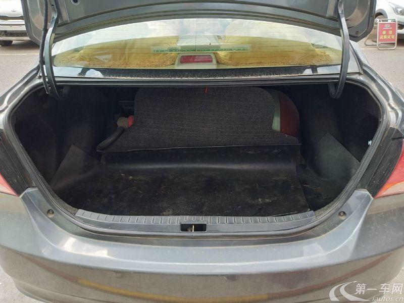 比亚迪L3 新锋畅版 2011款 1.5L 手动 舒适型 (国Ⅳ)