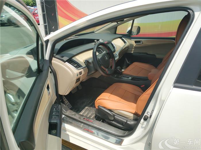本田杰德 2013款 1.8L 自动 舒适型 (国Ⅳ)