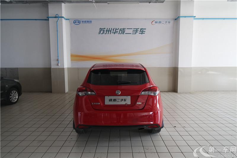 名爵5系 2012款 1.5L 手动 风尚版 (国Ⅳ)