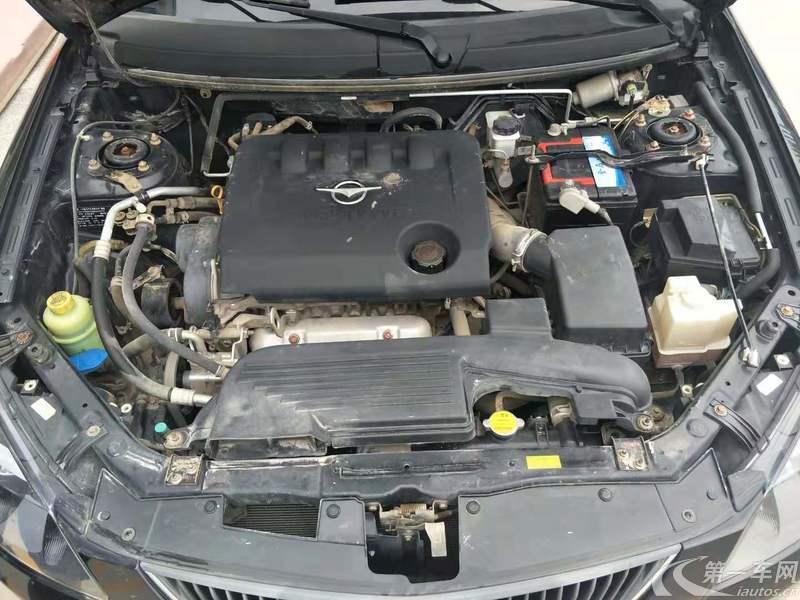 海马福美来 2011款 1.6L 手动 4门5座三厢车 舒适型 (国Ⅳ)
