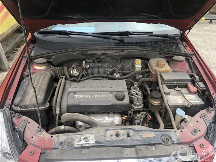 别克凯越 2008款 1.6L 自动 舒适型 (国Ⅳ)