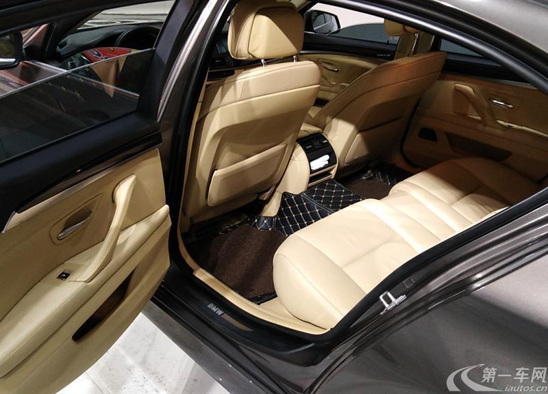宝马520Li 2011款 2.5L 自动 汽油 典雅型 (国Ⅳ)