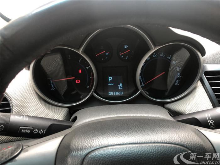 雪佛兰科鲁兹 2009款 1.6L 自动 SL (国Ⅳ)