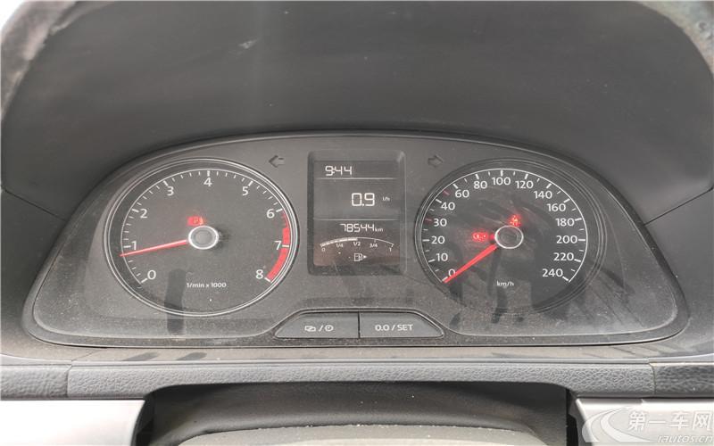 大众朗逸 2013款 1.6L 手动 改款舒适版 (国Ⅳ)