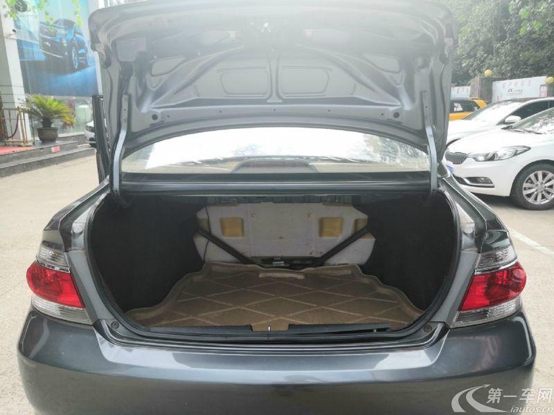 理念S1 2012款 1.3L 手动 舒适版 (国Ⅳ)
