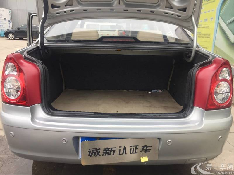 雪铁龙爱丽舍 2008款 1.6L 自动 标准型 (国Ⅲ)