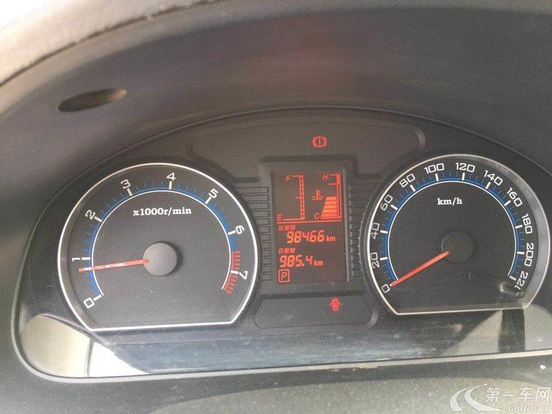 奔腾B50 2011款 1.6L 手动 舒适型 (国Ⅳ)