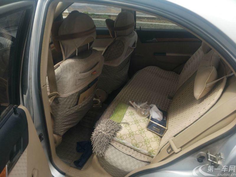 雪佛兰乐风 2009款 1.4L 手动 SE舒适型 (国Ⅳ)