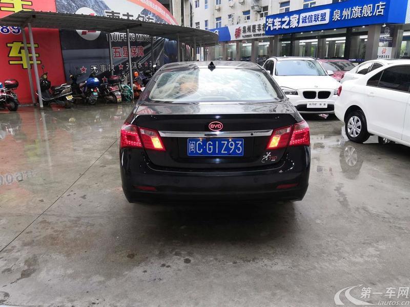 比亚迪G6 2013款 1.5T 自动 尊贵型 (国Ⅳ)