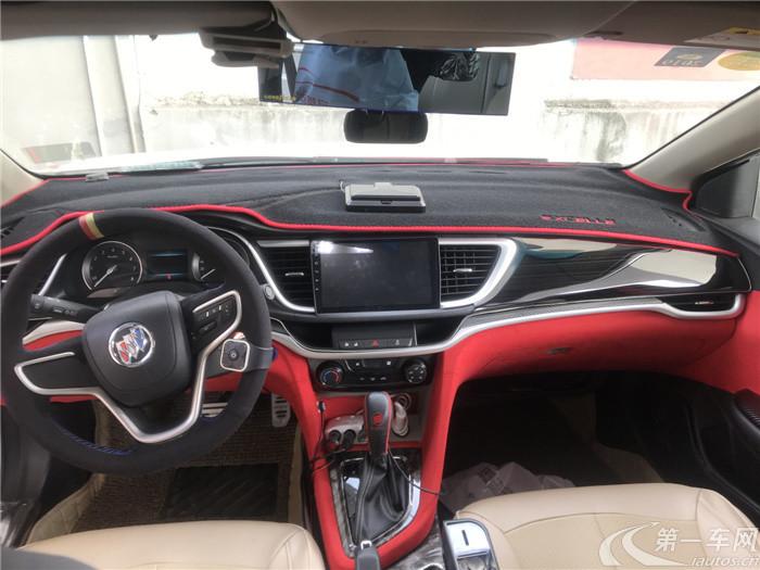 別克英朗GT 2017款 1.5L 自動 15N進取型 (國Ⅴ)