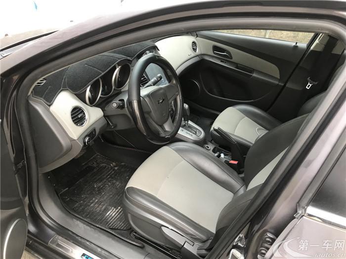 雪佛兰科鲁兹 2011款 1.8L 自动 SX (国Ⅳ)